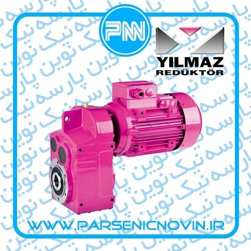 الکتروگیربکس آویز شافت موازی ایلماز Yilmaz