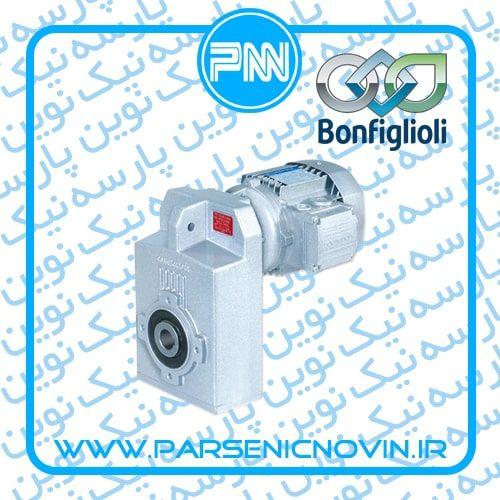 الکتروگیربکس آویز شافت موازی بونفیلیولی Bonfiglioli
