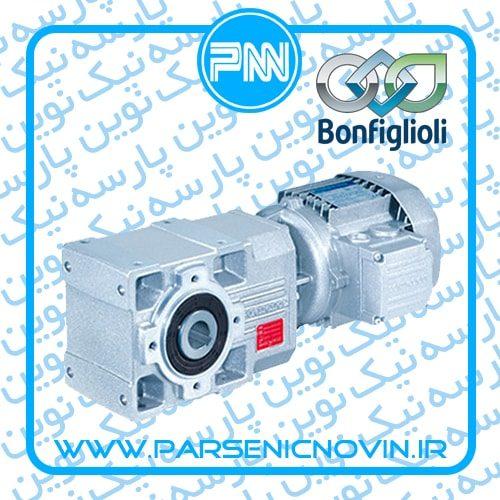 الکتروگیربکس هالوشافت کرانویل بونفیلیولی Bonfiglioli