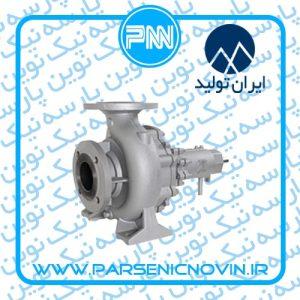پمپ روغن داغ ایران تولید Iran Tolid