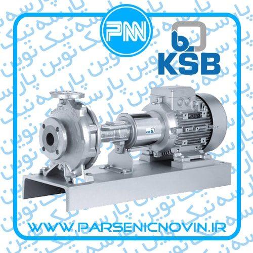 پمپ روغن داغ کا اس بی KSB